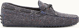 Tod's Gommino Driving Shoes in Fabric