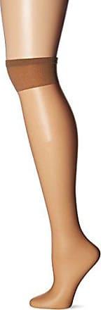 43e1a2f335 Berkshire Womens Plus-Size Queen Ultra Sheer Knee High Pantyhose-Sandalfoot,  Tan De