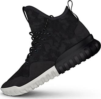 adidas Originals Mens Tubular X UNCGD Trainers - 5.5 Black