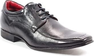 Rafarillo Sapato Social Masculino Cadarço Preto Rafarillo 39