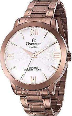 Champion Relógio Feminino Champion Analógico CN28704O - Marrom