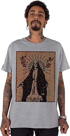 Stoned Camiseta Masculina Plata o Plomo - Tsmplaplom-cz-02