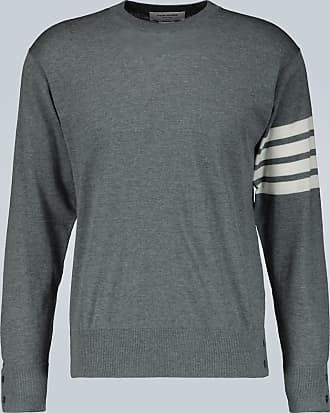 Thom Browne Pullover 4-Bar in lana merino