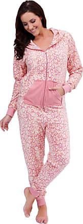 Lora Dora Womens Fleece Hooded All in One