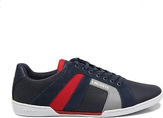 Lacoste Mens 739cma0013144_42 Sneaker, White, 7.5 UK