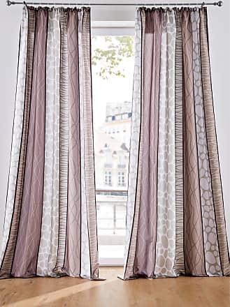 Bonprix Vorhang (1er Pack) braun, bonprix