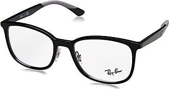 3ed3afd881 Ray-Ban 0RX7142, Monturas de Gafas para Hombre, Negro (Shiny Black)