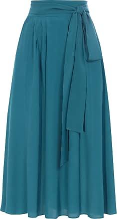 Dress To Saia Midi Amarração - Verde