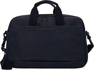AEP Workbag Ventiquattrore pelle 45 cm scomparto Laptop simple black