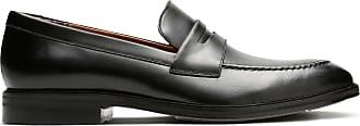 Bostonian Mens Loafer Black Leather Bostonian Mckewen Step Size 10.5