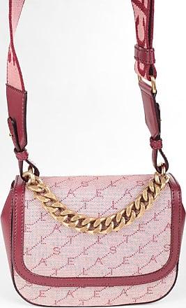Stella McCartney Monogram Cotton Mini Shoulder Bag size Unica