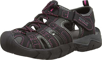 Gola Shingle 2, Women Athletic Sandals, Black (Black/Grey/Pink), 6 UK (39 EU)