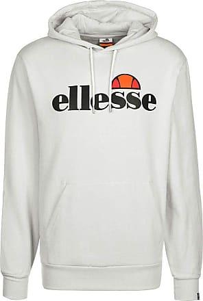 Ellesse Gottero OH Hoody in Light Grey XS