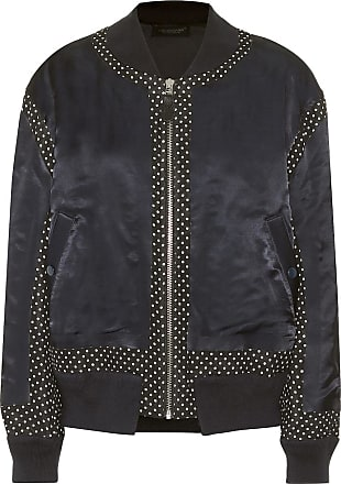 Undercover Dotted silk-blend bomber jacket