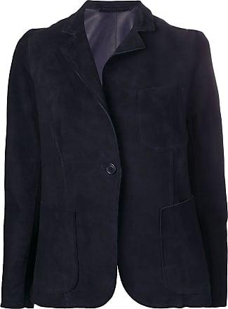 Salvatore Santoro single breasted blazer - Azul