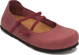Oxygen Plymouth Footbed Shoe Burgundy (Numeric_6_Point_5)