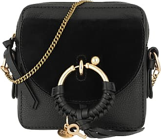 See By Chloé Cross Body Bags - Joan Camera Bag Leather Black - black - Cross Body Bags for ladies