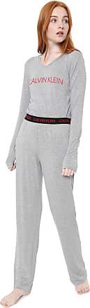 Calvin Klein Underwear Pijama Calvin Klein Underwear Modern Cinza