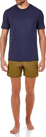 Vilebrequin Men Pima Cotton Jersey T-Shirt Solid - Navy - XXL