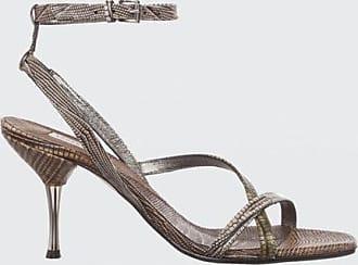 Dorothee Schumacher LUXURIOUS LIZARD Lizard Mix Sandal 8cm 38