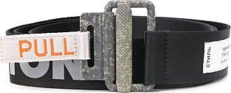HPC Trading Co. printed logo belt - Black