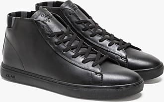 agnès b. black Clae high-top sneakers