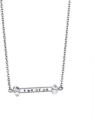 Efva Attling Two Of Us Necklace Necklaces