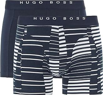 HUGO BOSS Kit Cuecas Boxer Brief Azul - Homem - L DE