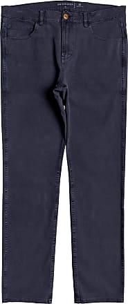Quiksilver Krandy Slim - Chinos - Men - 33 - Blue