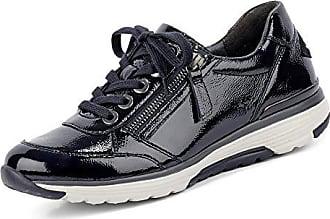 Gabor 96.466 Damen Sneaker,Low Top Sneaker,Schnürschuh