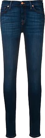 7 For All Mankind Calça jeans skinny Illusion Luxe Starlight - Azul