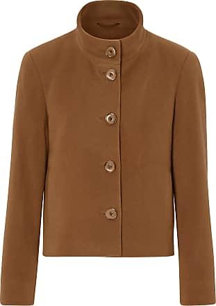 Uta Raasch Jacket in slightly shorter length Uta Raasch brown