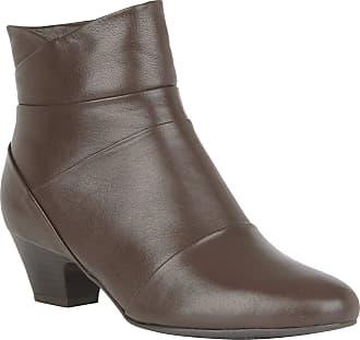 Lotus Tamara Womens Ankle Boots 4 UK Brown