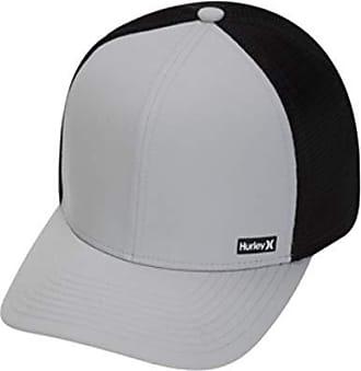 e886db7a7d0 Hurley Mens League Dri-Fit Snapback Baseball Cap
