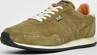Gola Track Suede 317 Made in England 1905 Mens Green