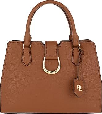 Lauren Ralph Lauren Satchel Bags - Kenton City Satchel Medium Lauren Tan - brown - Satchel Bags for ladies