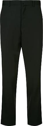 Durban straight-leg trousers - Black