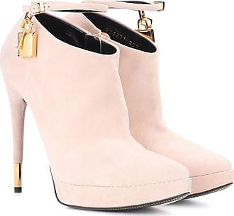 Tom Ford Suede ankle boots
