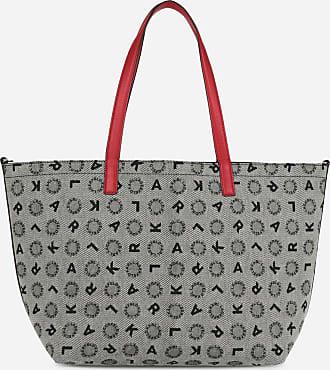 Karl Lagerfeld K/Jacquard Reversible Shopper
