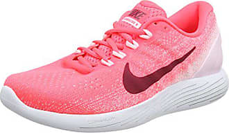 brand new 10920 54da2 Nike Lunarglide 9, Zapatillas de Running para Mujer, (Hot PunchNoble Red