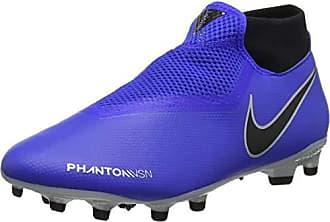 premium selection 210b2 bd033 Nike Phantom Vision Academy Dynamic Fit MG, Chaussures de Football Mixte  Adulte, Bleu Racer