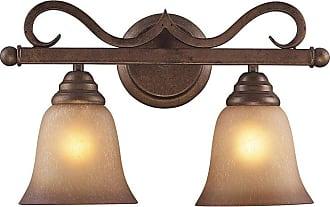 Elk Lighting Lawrenceville 2 Light Bathroom Vanity Light - 9321/2-LED