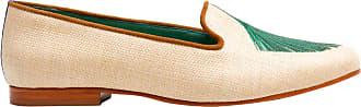 Blue Bird Loafer Palmeira Leque Nude - Mulher - 38 BR