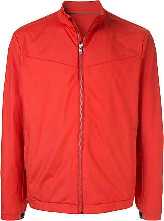 Durban zipped jacket - Red