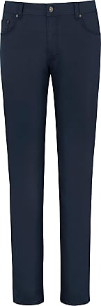 Brax Thermo trousers Brax Feel Good blue