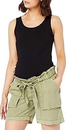MAMALICIOUS Mljulia Slim Denim Shorts A Pantalones Cortos premam/á para Mujer