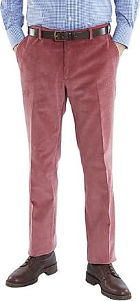 Franken & Cie. Corduroy trousers, soft red
