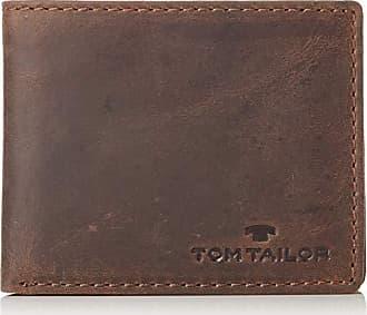 e1098d341d4 Tom Tailor Mannen Ron portemonnee, 10.5x8.5x1.5 cm