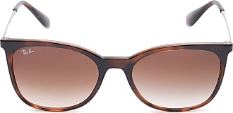 Ray-Ban óculos Solar Chris - Marrom