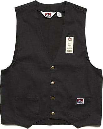 Ben Davis Work Vest Black - XL
